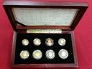 Euro Kursmünzensatz KMS 2004 Belgien  Prooflike in Holzbox mit Zertifik... 85,00 EUR  +  8,50 EUR shipping