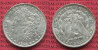 1 Dollar 1904 O USA Morgan Typ Philadelphia f.stgl. übl. Kontaktmarken ... 55,00 EUR  +  8,50 EUR shipping