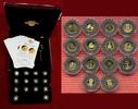 Set von Mini Goldmünzen versch. Jahre Diverse Länder Die kleinsten Gold... 999,00 EUR