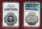 10 Yuan 2000 China Third Millennium Polierte Platte PF 68 Ultra Cameo i... 175,00 EUR  + 8,50 EUR frais d'envoi