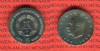 5 Mark 1975 DDR Gedenkmünze 100. Geburtstag Thomas Mann prägefrisch  9,00 EUR
