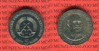 5 Mark 1977 DDR Gedenkmünze 125. Todestag Friedrich Ludwig Jahn prägefr... 18,00 EUR