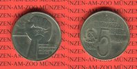 5 Mark 1978 DDR Gedenkmünze Internationales Anti-Apardheit-Jahr prägefr... 7,00 EUR