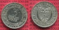 3 Mark Silber Gedenkmünze 1926 A Weimarer ...