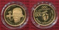 500 Francs Goldmünze 1991 Frankreich France Winter  Olympics Albertvill... 650,00 EUR  +  8,50 EUR shipping