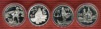 4 x 5 Yuan Silbermünzen 1987 China Chinesische Persönlichkeiten Satz Si... 159,00 EUR  +  8,50 EUR shipping