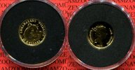 25 Dollars Minigoldmünze 1990 Cook Islands Endangered Wildlife Tiger bu... 59,00 EUR  +  8,50 EUR shipping