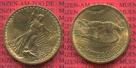 USA 20 Dollars Dollar St. Gaudens Typ Double Eagle