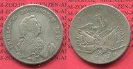 Taler Reichsthaler 1750 A Brandenburg Preußen Königreich Friedrich II. ... 175,00 EUR  +  8,50 EUR shipping