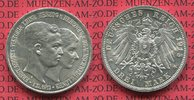 3 Mark Silbermünze 1915 Braunschweig Mit Lüneburg Hochzeit Brunswick f.... 275,00 EUR  +  8,50 EUR shipping