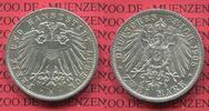 2 Mark Silber Kursmünze 1905 Lübeck City Kursmünze Stadtwappen vz-prfr.... 275,00 EUR  +  8,50 EUR shipping