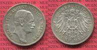 5 Mark Silbermünze 1914 E Sachsen Friedrich August III. vz-prfr. rdf. r... 80,00 EUR  +  8,50 EUR shipping