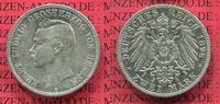 2 Mark Silbermünze Kursmünze 1898 Hessen Ernst Ludwig  Kursmünze sehr s... 450,00 EUR  +  8,50 EUR shipping