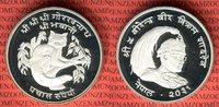 50 Rupees Silber 1974 Nepal Red Panda WWF 50 Rupien Polierte Platte mit... 45,00 EUR  excl. 8,50 EUR verzending