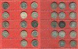 14 x 50 Cents 1940 - 1963 Kanada Lot von 14 Münzen Lot bitte Bild anseh... 75,00 EUR  excl. 8,50 EUR verzending