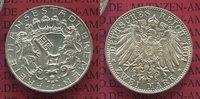 2 Mark Silbermünze Kursmünze 1904 Bremen, Kaiserreich Kursmünze Stadtwa... 120,00 EUR  excl. 8,50 EUR verzending