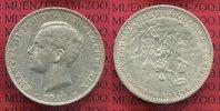 500 Reis Silbermünze 1910 Portugal Emanuel II, Marquis de Pombal ss+  49,00 EUR  excl. 8,50 EUR verzending
