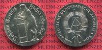 10 Mark 1990 DDR 175. Todestag Johann Gottlieb Fichte stgl.  65,00 EUR  excl. 8,50 EUR verzending