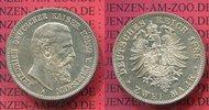 2 Mark Silbermünze 1888 Preußen Friedrich III. vz patina gereinigt  54,00 EUR  +  8,50 EUR shipping