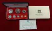 1 Toea bis 10 Kinas 1976 Papua Neu Guinea Proof Set 8 Münzen Tiermotive... 49,00 EUR  +  8,50 EUR shipping