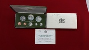 KMS 1 Cent - 10 Dollar 1975 Trinidad und Tobago Proof Set Polierte Plat... 3888 руб 52,00 EUR  +  636 руб shipping