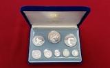 1 Cent - 10 Dollar Kursmünzensatz 1974 Belize Silber Proof Set Polierte... 49,00 EUR  +  8,50 EUR shipping
