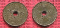 10 Cent 1888 Belgisch Kongo  Congo Free State Freistaat vz patina  29,00 EUR  +  8,50 EUR shipping