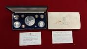 Kursmünzensatz bis 20 Balboas Silber 1977 Panama Kursmünzensatz PP - vi... 139,00 EUR  +  8,50 EUR shipping