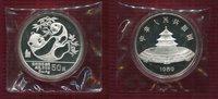 50 Yuan Panda 5 Unzen Silber 1989 China Volksrepublik PRC Panda  5 Unze... 350,00 EUR  +  8,50 EUR shipping