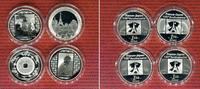 4 x 1,50 Euro Silbergedenkmünzen 2008 Frankreich Set - Diplomatische Be... 225,00 EUR  +  8,50 EUR shipping