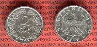 2 Mark 1926 A Weimarer Republik Kursmünze ss kleiner Randfehler  14,00 EUR  +  8,50 EUR shipping