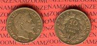 10 Francs Goldmünze 1865 A Frankreich Napoleon III. sehr schön  119,00 EUR  +  8,50 EUR shipping