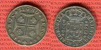 400 Reis Silbermünze 1798 Portugal Maria I. 1786 - 1799 ss-vz  79,00 EUR  +  8,50 EUR shipping
