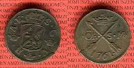 2 Öre 1705 Schweden Adolf Friedrich  1751-1771 sehr schön Schrötlingsfe... 59,00 EUR  + 8,50 EUR frais d'envoi