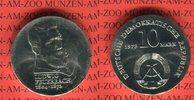 10 Mark Silbergedenkmünze 1979 DDR Gedenkmünze 175. Geburtstag Ludwig F... 94,00 EUR  + 8,50 EUR frais d'envoi