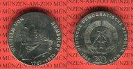 20 Mark Silbergedenkmünze 1967 DDR Gedenkmünze 200. Geburtstag Wilhelm ... 4056 руб 55,00 EUR  +  627 руб shipping
