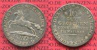 16 Gute Groschen 1820 Braunschweig-Hannover George IV. fast vz * nicht ... 75,00 EUR  + 8,50 EUR frais d'envoi