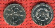 10 Mark Silbergedenkmünze 1968 DDR Gedenkmünze 500. Todestag Johannes G... 2581 руб 35,00 EUR  +  627 руб shipping