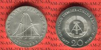 20 Mark Silbergedenkmünze 1977 DDR Gedenkmünze 200. Geburtstag Carl Fri... 4351 руб 59,00 EUR  +  627 руб shipping