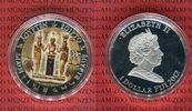 1 Dollar Farbmünze  Fiji Osiris Isis Horus Ägyptische Gottheiten PP in ... 3319 руб 45,00 EUR  +  627 руб shipping