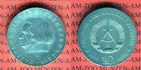 10 Mark Silbergedenkmünze 1970 DDR Gedenkmünze 200. Geburtstag Ludwig v... 35,00 EUR  +  8,50 EUR shipping