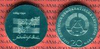 20 Mark Silbergedenkmünze 1975 DDR Gedenkmünze 225. Todestag Johann Seb... 54,00 EUR  +  8,50 EUR shipping