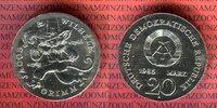20 Mark Silbergedenkmünze 1986 DDR Gedenkm...