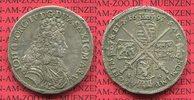 2/3 Taler 1693 Sachsen Albertinische Linie Sachsen Johann Georg IV. 2/3... 275.97 US$ 249,00 EUR  +  9.42 US$ shipping