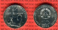 10 Mark Silbergedenkmünze 1988 DDR Gedenkmünze 500. Geburtstag Ulrich v... 79,00 EUR  +  8,50 EUR shipping