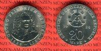 20 Mark Silbergedenkmünze 1984 DDR Gedenkmünze 225. Todestag Georg Frie... 110,00 EUR  +  8,50 EUR shipping