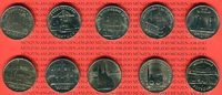 5 Mark Neusilber  DDR DDR Lot 10 x 5 Mark Gedenkmünzen Lot, bitte Bild ... 3519 руб 49,00 EUR  +  610 руб shipping