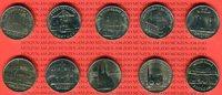 5 Mark Neusilber  DDR DDR Lot 10 x 5 Mark Gedenkmünzen Lot, bitte Bild ... 49,00 EUR  Excl. 8,50 EUR Verzending