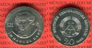 20 Mark Silbergedenkmünze 1974 DDR Gedenkmünze 250. Geburtstag Immanuel... 43,00 EUR  +  8,50 EUR shipping
