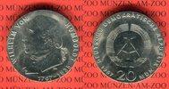20 Mark Silbergedenkmünze 1967 DDR Gedenkmünze 200. Geburtstag Wilhelm ... 50,00 EUR  +  8,50 EUR shipping